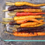 | Grilled Carrots |