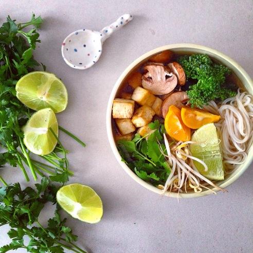 Pho  | Eat More Plants